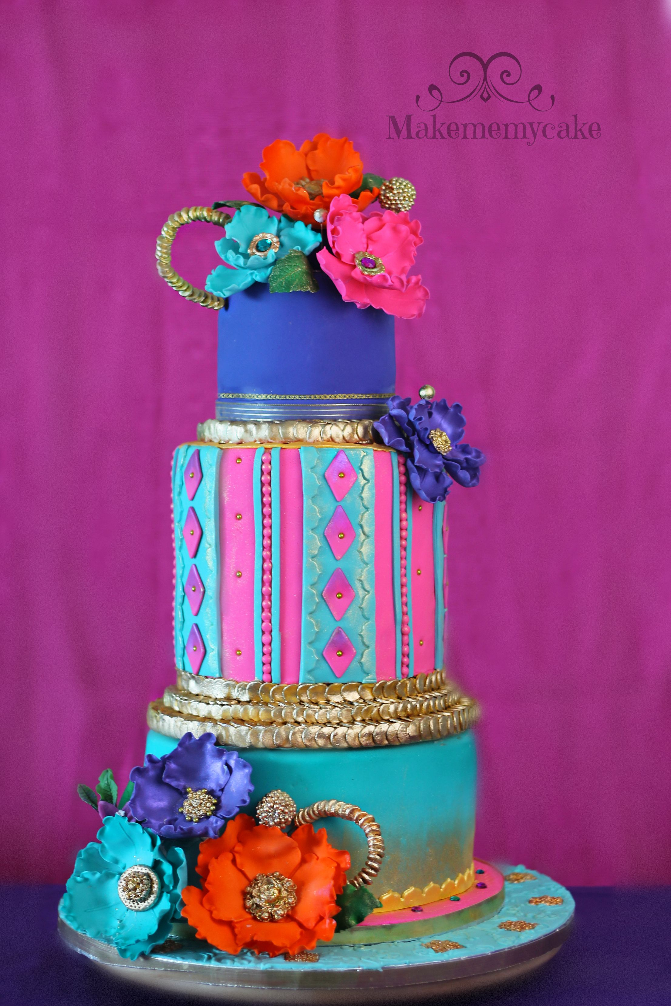 bollyboodcake by Makememycake | Sweet Confection | Pinterest ...