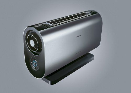 Amazon.de: Siemens TT911P2 Langschlitz-Toaster Porsche Design II ...