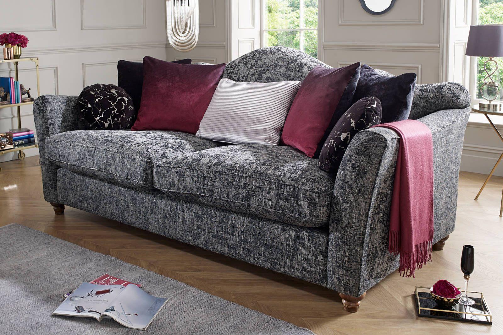 buy online 39e4a f5e36 Marseille | Sofology | Living room | Sofa, Sofa bed, Fabric sofa