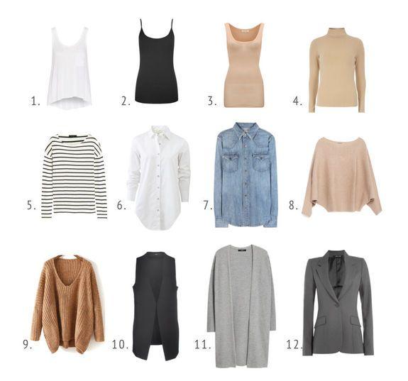 50 вещей, которые должны быть в гардеробе каждой женщины в 2019 году
