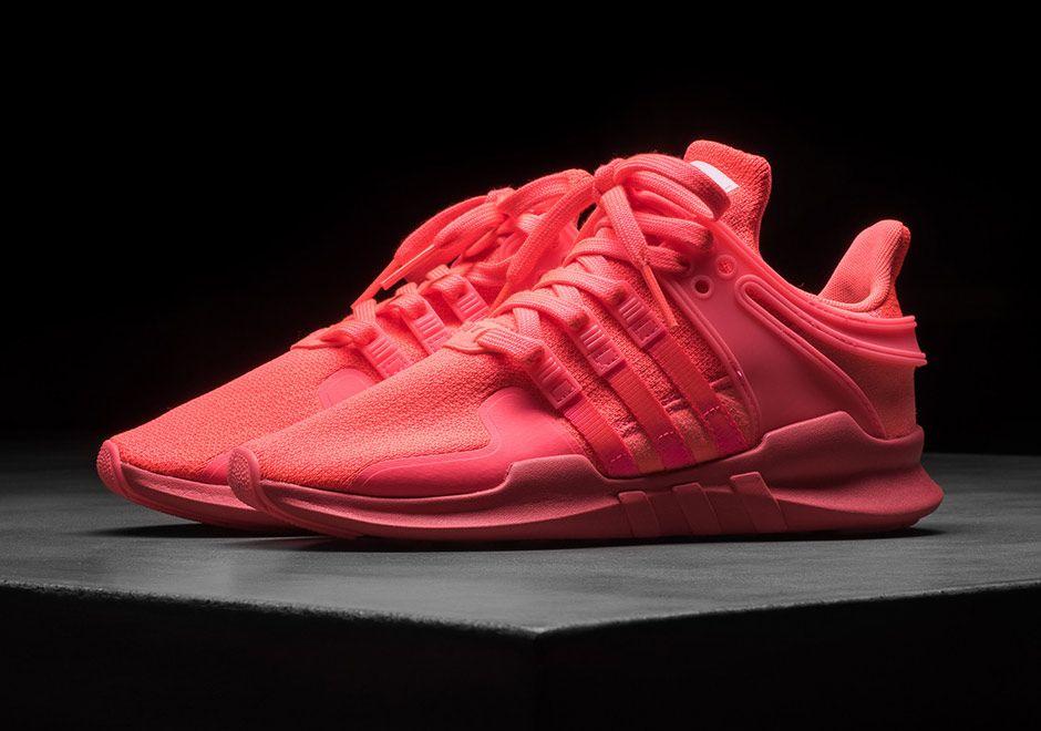 adidas EQT Support ADV Turbo Pink | SneakerNews.com | Adidas shoes ...
