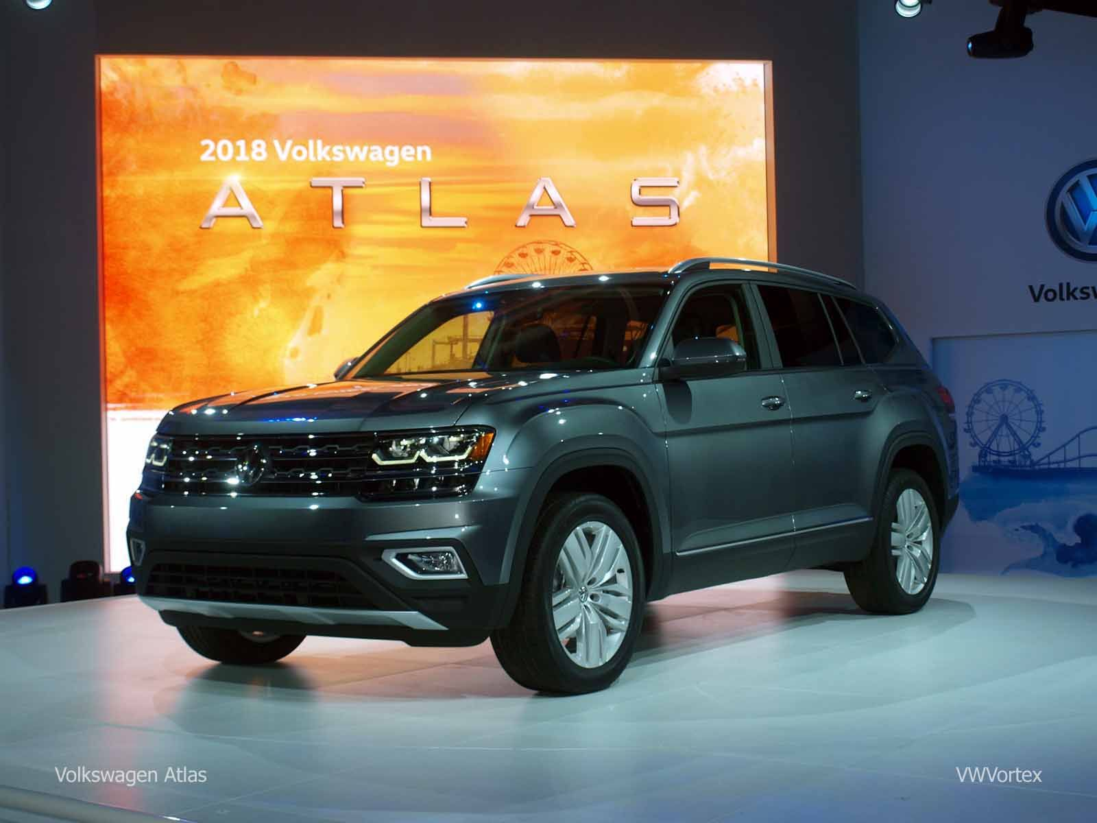 The all new 2018 volkswagen atlas weekend edition concept is ready for your weekend camping adventures a fun adventuremobile right from the factor