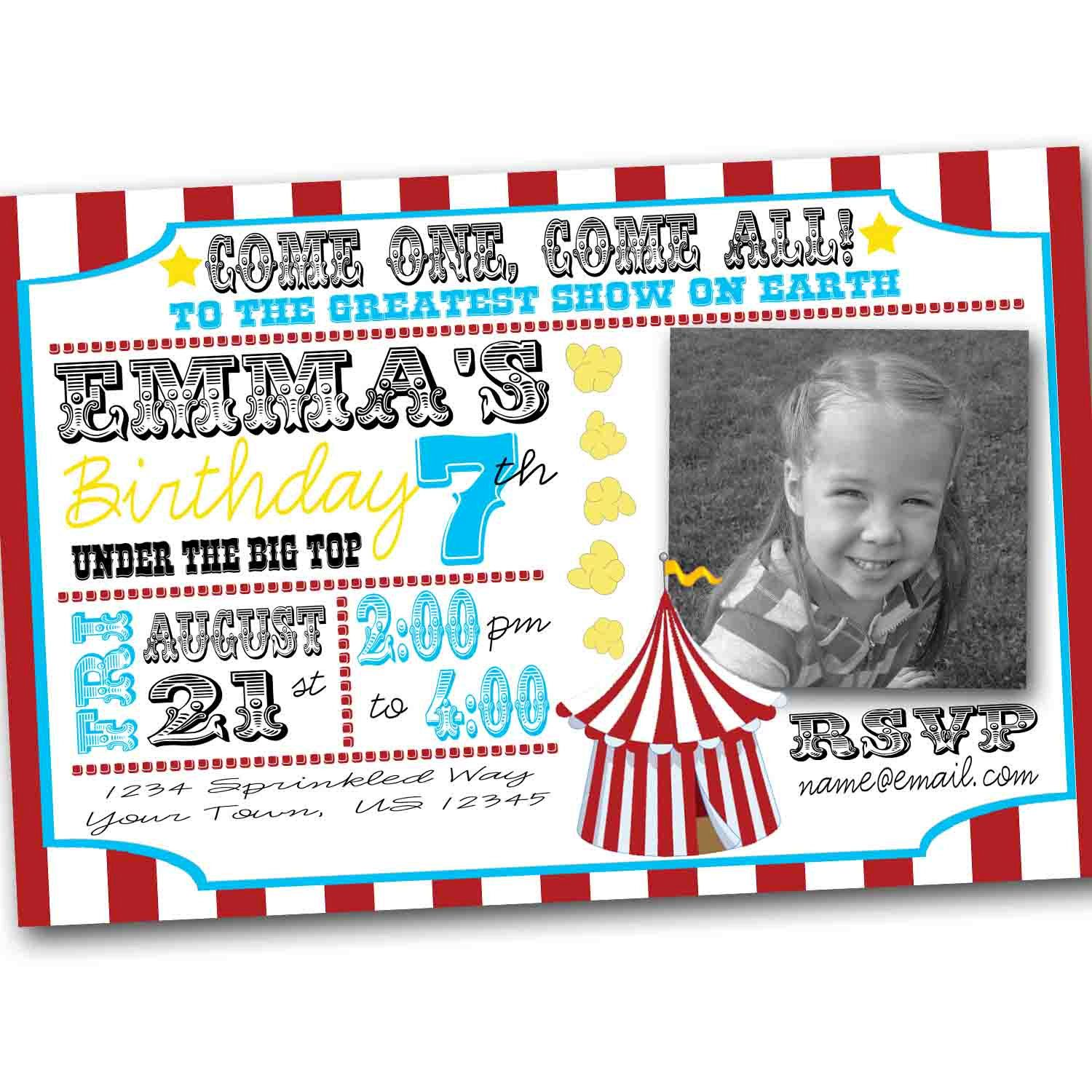 Circus Party  Party    Circus Party Circus Birthday