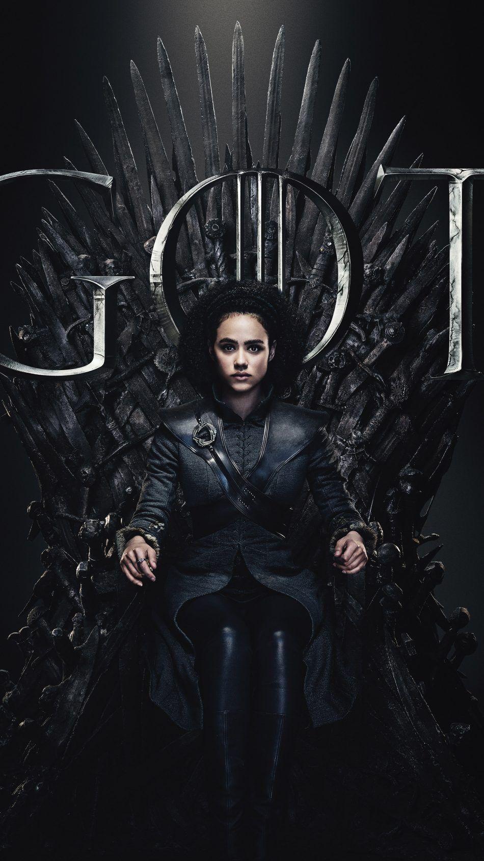 Missandei Game Of Thrones Season 8 4k Ultra Hd Mobile Wallpaper Game Of Thrones Sansa Sansa Stark Nathalie Emmanuel