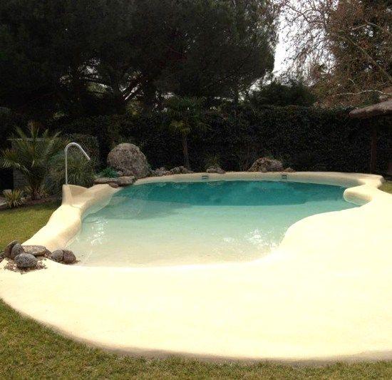 Heavenly Beach Entry Pool Ideas