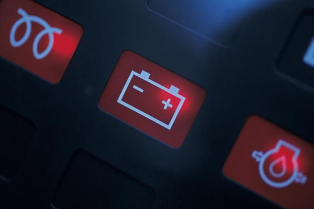 What Does The Battery Light Mean On Your Dashboard