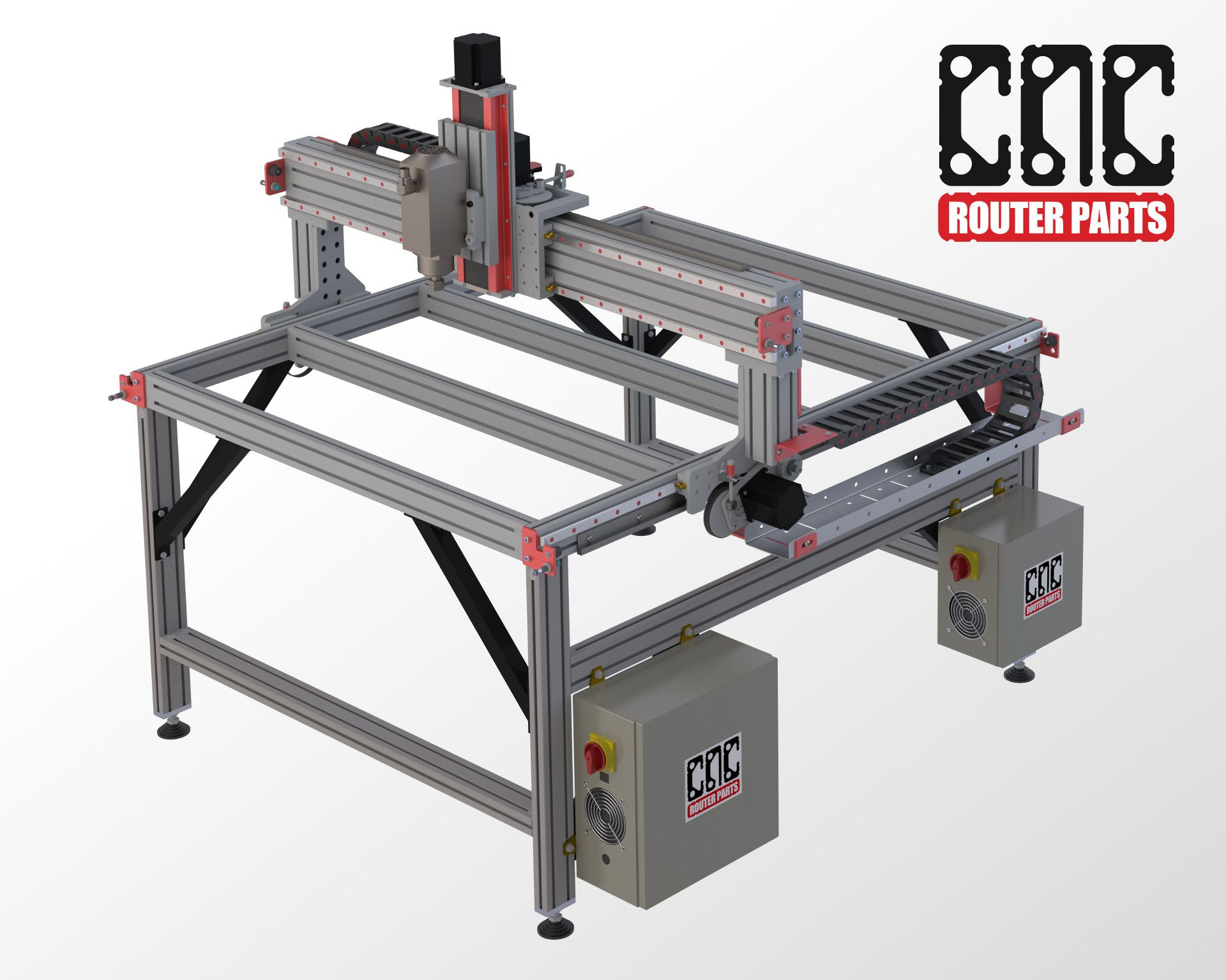 Cnc Router Parts Pro4848 Cnc Table Designs Cnc Router