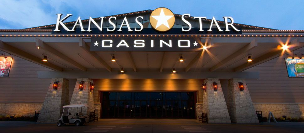 south of Wichita, Kansas Star Casino