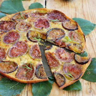 Torta salata alle zucchine, cotto e formaggio - 2 Amiche in Cucina