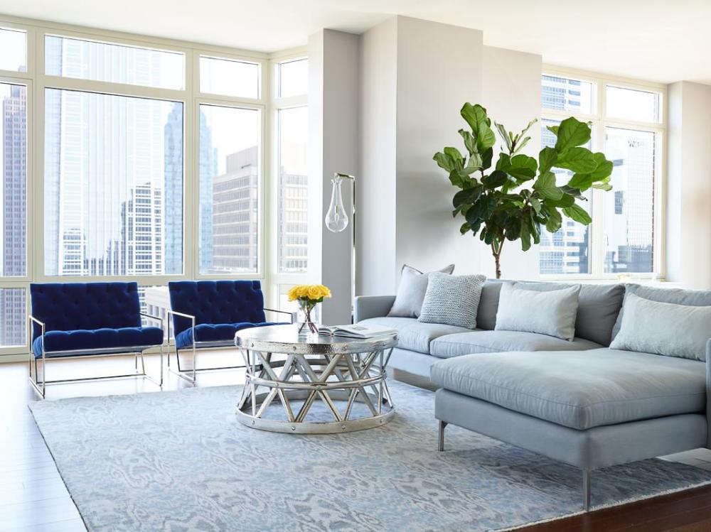 Rittenhouse Square Modern Contemporary Living Room Philadelp Contemporary Living Room Design Modern Furniture Living Room Modern Contemporary Living Room