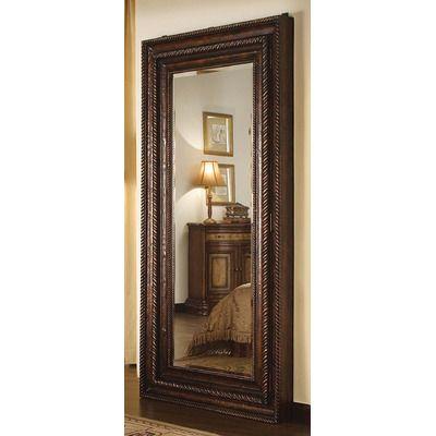 Hooker Furniture Seven Seas Floor Mirror with Hidden Jewelry Storage ...