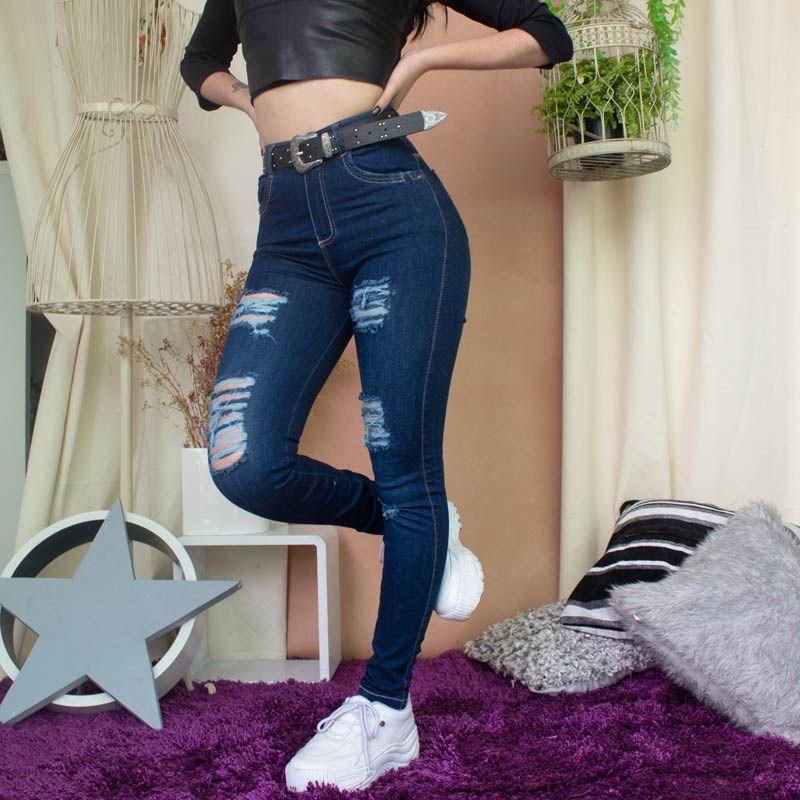Jeans Jeans Tiro Alto Jean Destroyer Ropa Ropa Para Chicas Adolescentes Ropa Tumblr