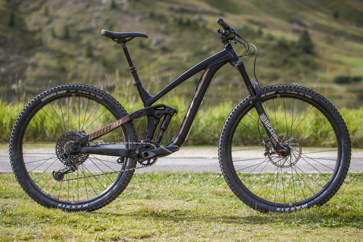 c4e9a42fd92 Singletrack Magazine | Kona Process G2 Launched, The First Carbon Process