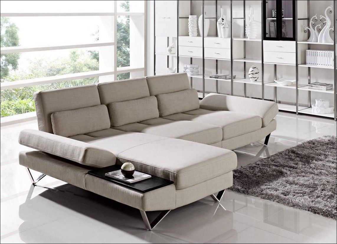 leon s mackenzie sofa single futon bed chair sectional with built in recliner baci living room