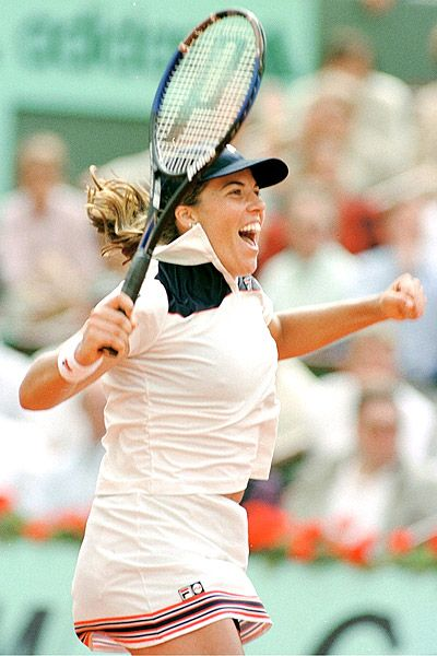 Former No 1 Capriati Elected To Hall Of Fame Tennis Legends Tennis World Tennis News