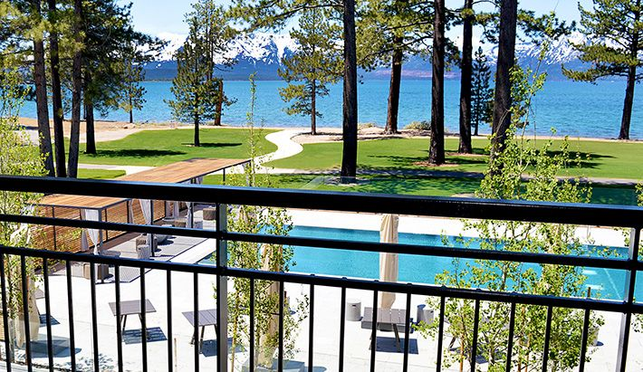 Lakeview Room Lake Tahoe Nevadahotels
