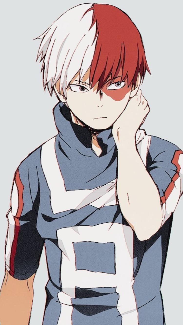 My Hero Academia Todoroki Shouto Anime Hero My Hero