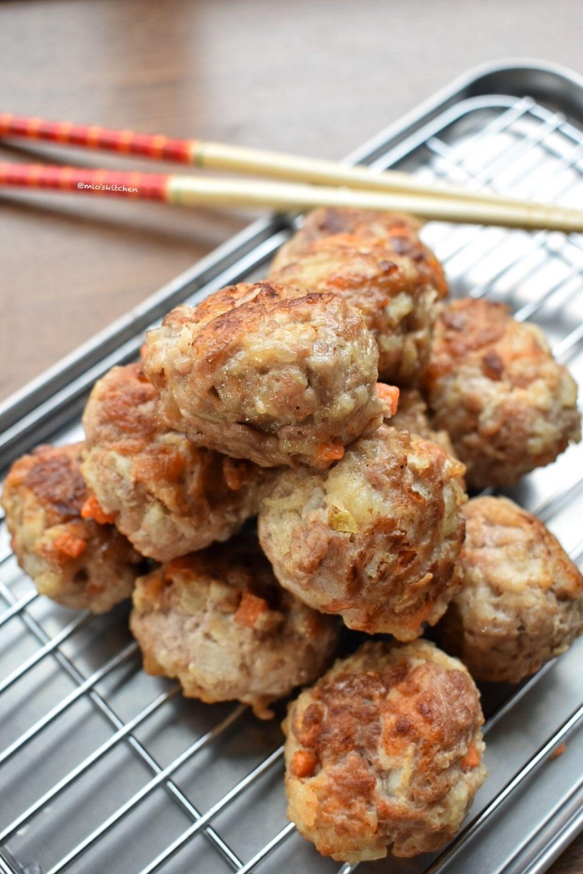 アレンジ レシピ 団子 肉