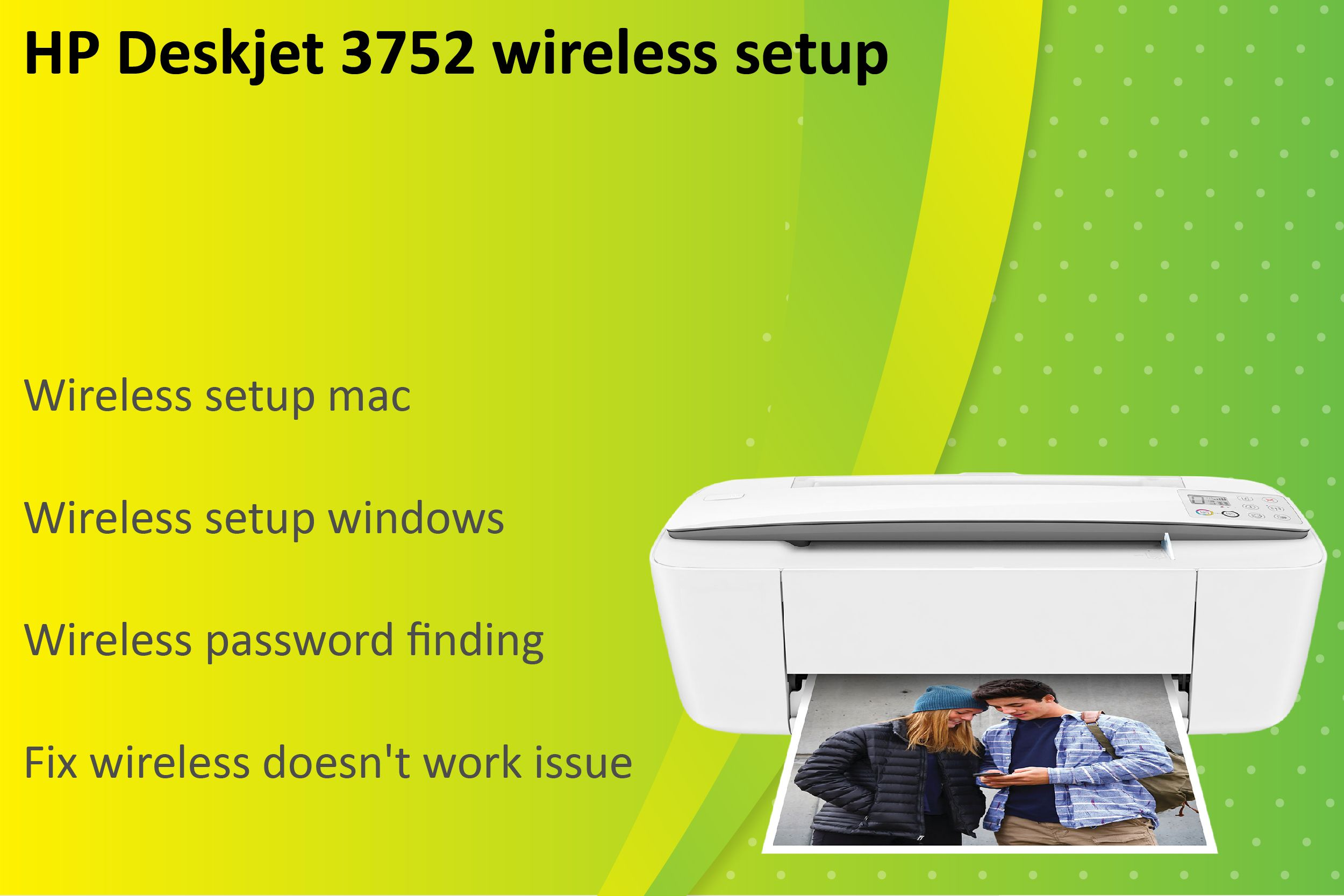 Stupendous Hp Deskjet 3752 Wireless Setup Can Be Carried Out By Best Image Libraries Weasiibadanjobscom