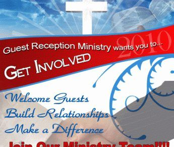 aweinspiring Sample Church Invitation Flyers for 2017 invitation
