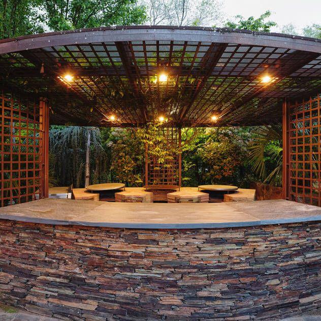 Barbacoa paellero y p rgola slabon forja creativa vuurplaatsen barbecues van slabon - Barbacoa paellero ...