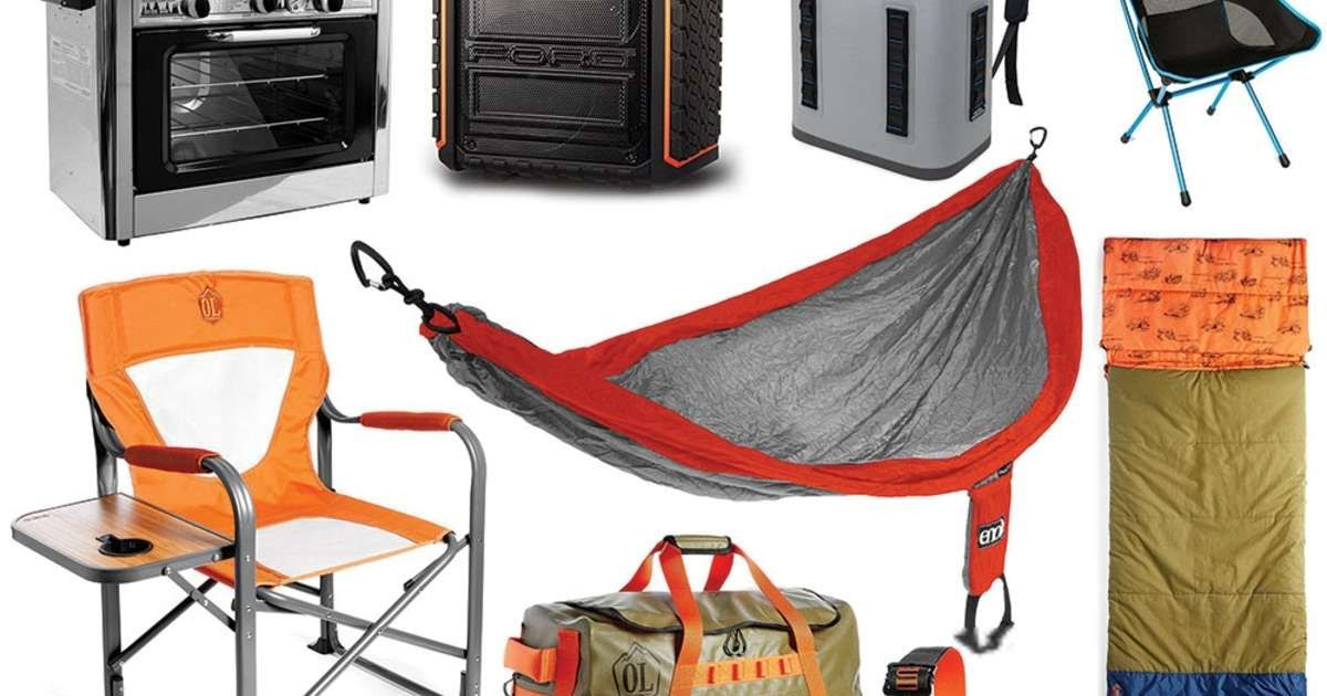 Outdoor christmas gifts for men camping gear gifts