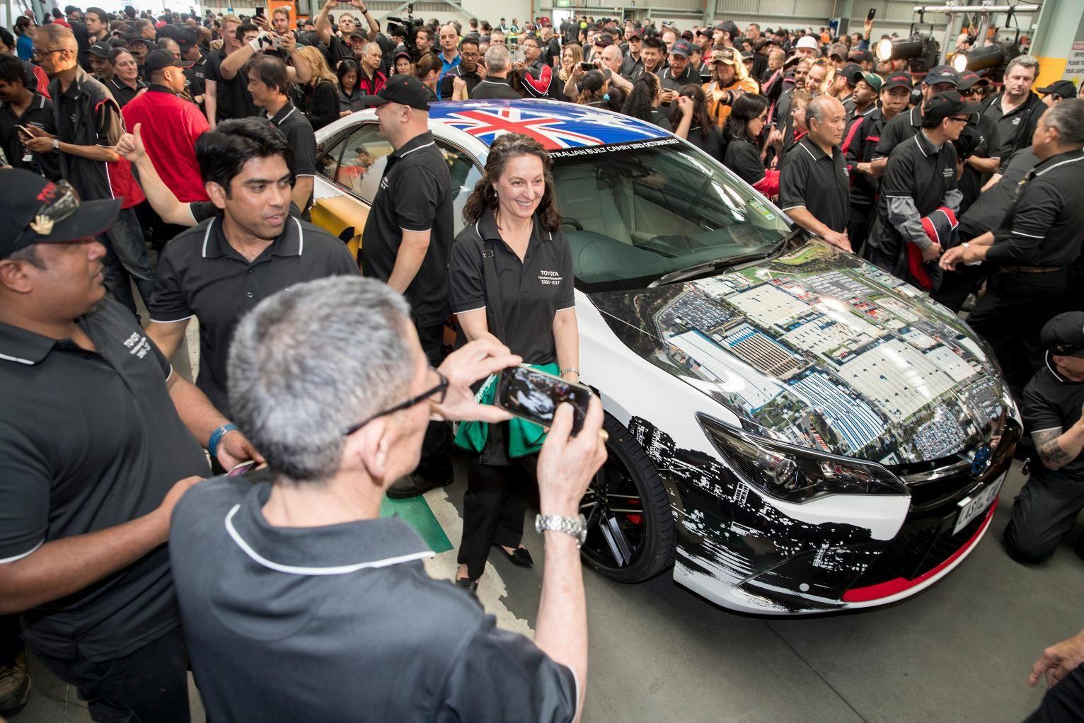 Toyota Plant Closure Latest Step in Australian
