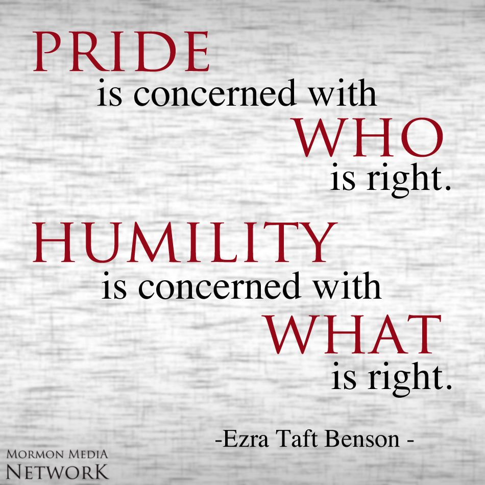 Pride Humility For Web In 2021 Humility Quotes Pride Quotes Relationships Pride Quotes