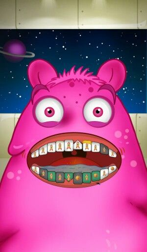 My niece loves this game its called my dentist