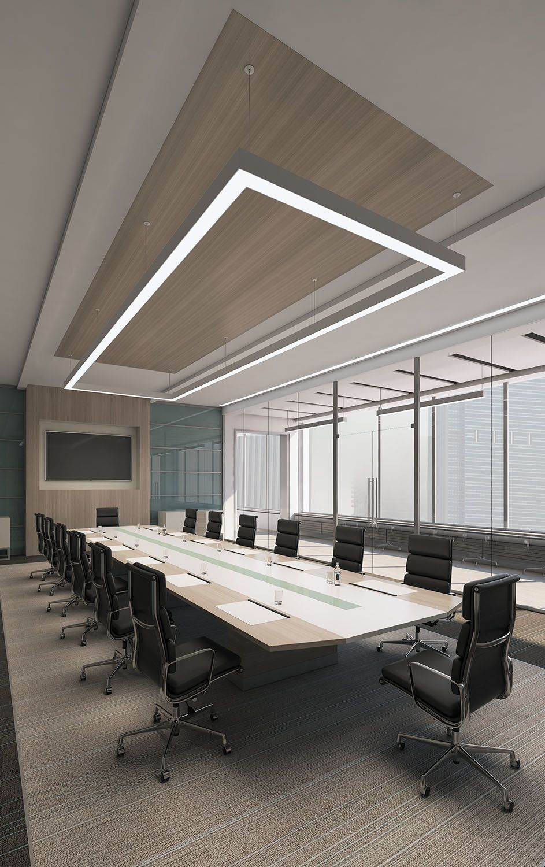 21 Conference Room Designs Decorating Ideas: LX4 - H.E. Williams