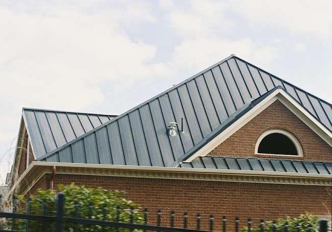 Debunking 5 Metal Roof Myths Roof Design Corrugated Roofing Metal Roof