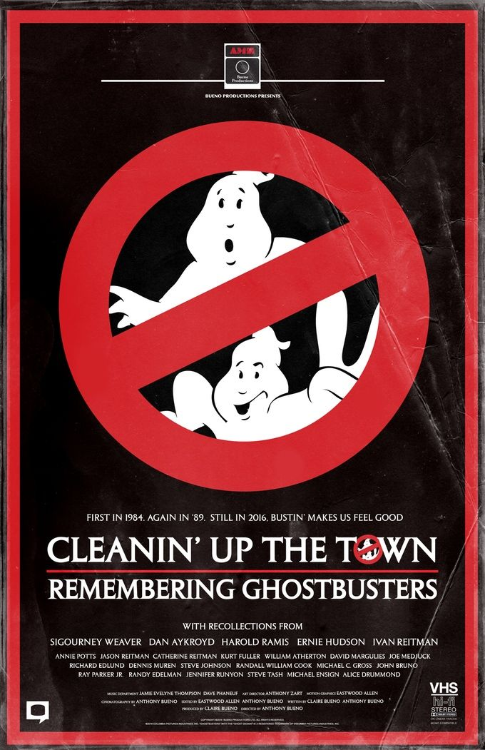 A feature length documentary which explores the making of Ghostbusters and Ghostbusters II from the actors and filmmakers own mouths.