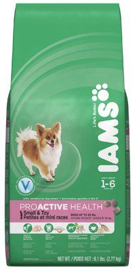 Iams Small And Toy Adult Dog Food Read More Reviews Of The