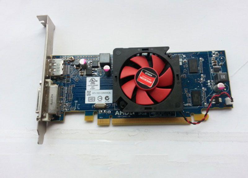 Dell AMD ATI Radeon HD 6450 1GB GDDR3 PCIe DVI DisplayPort Graphics