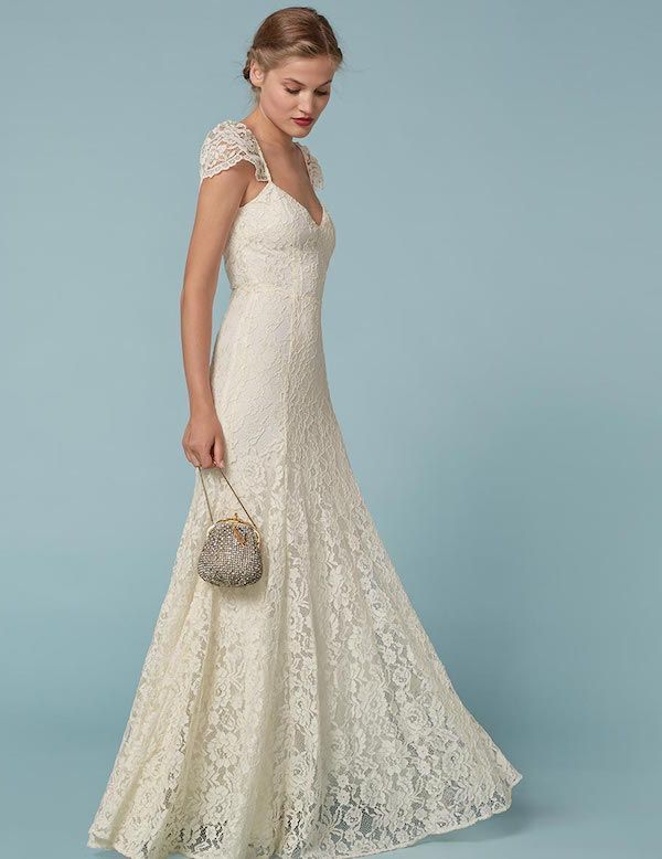 Taylor Swift\'s favorite clothing brand just released a bridal ...