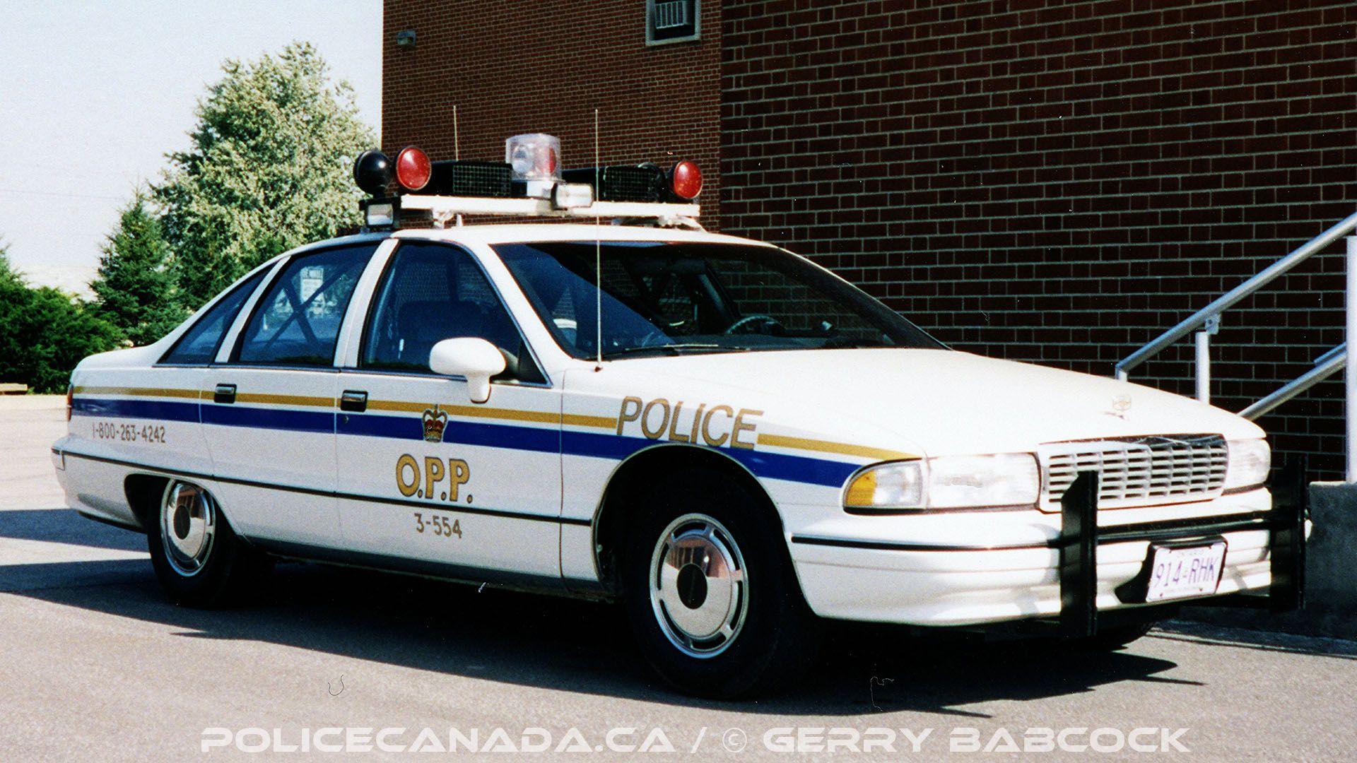 Todos Os Tamanhos Ontario Provincial Police On Flickr Compartilhamento De Fotos Police Cars Old Police Cars Commercial Vehicle