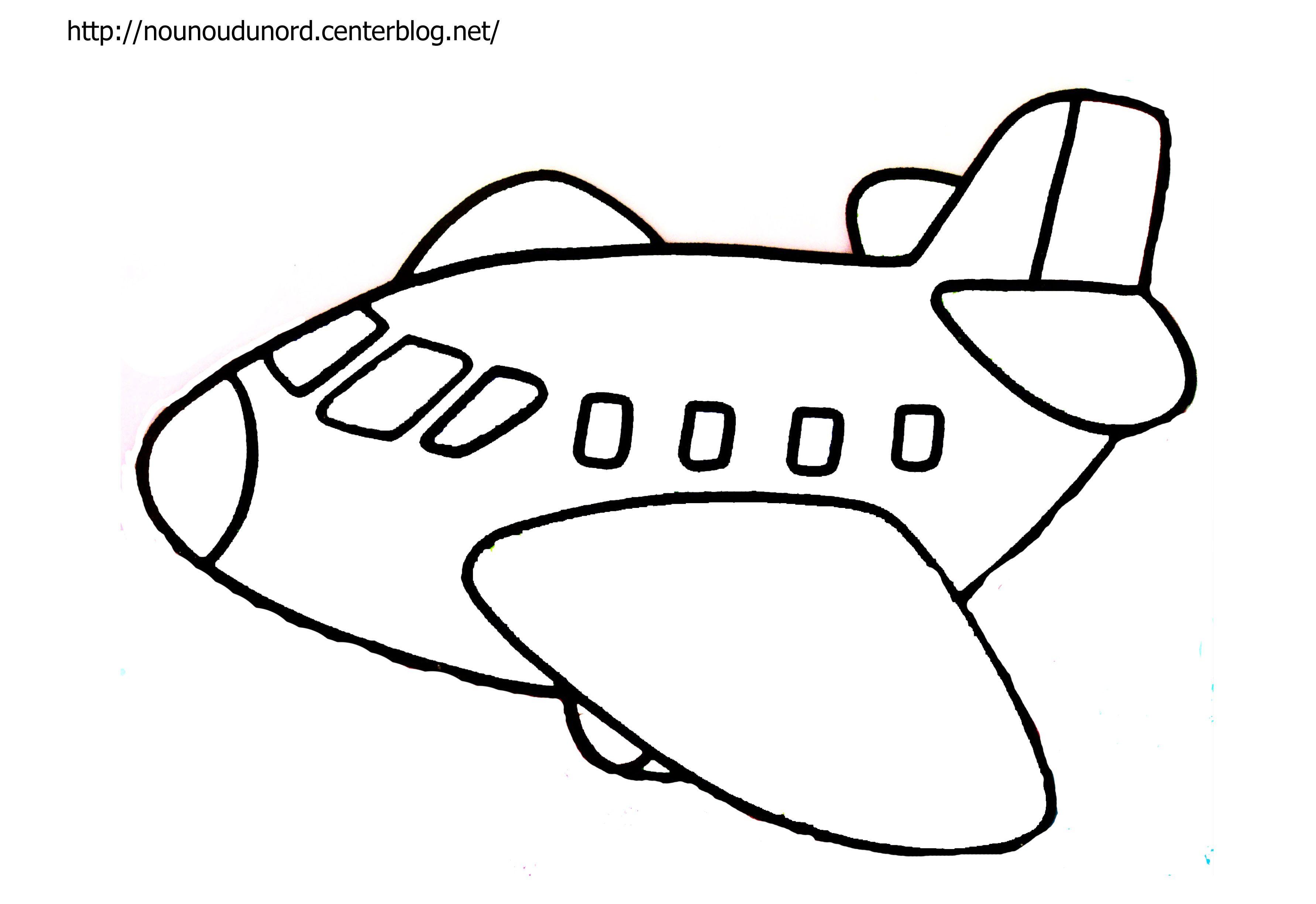 Avion Dessin Facile Recherche Google Coloriage Avion