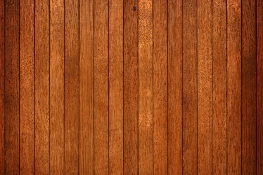 Wooden strip varnished wood texture wallpaper wall mural for Wooden wallpaper for home