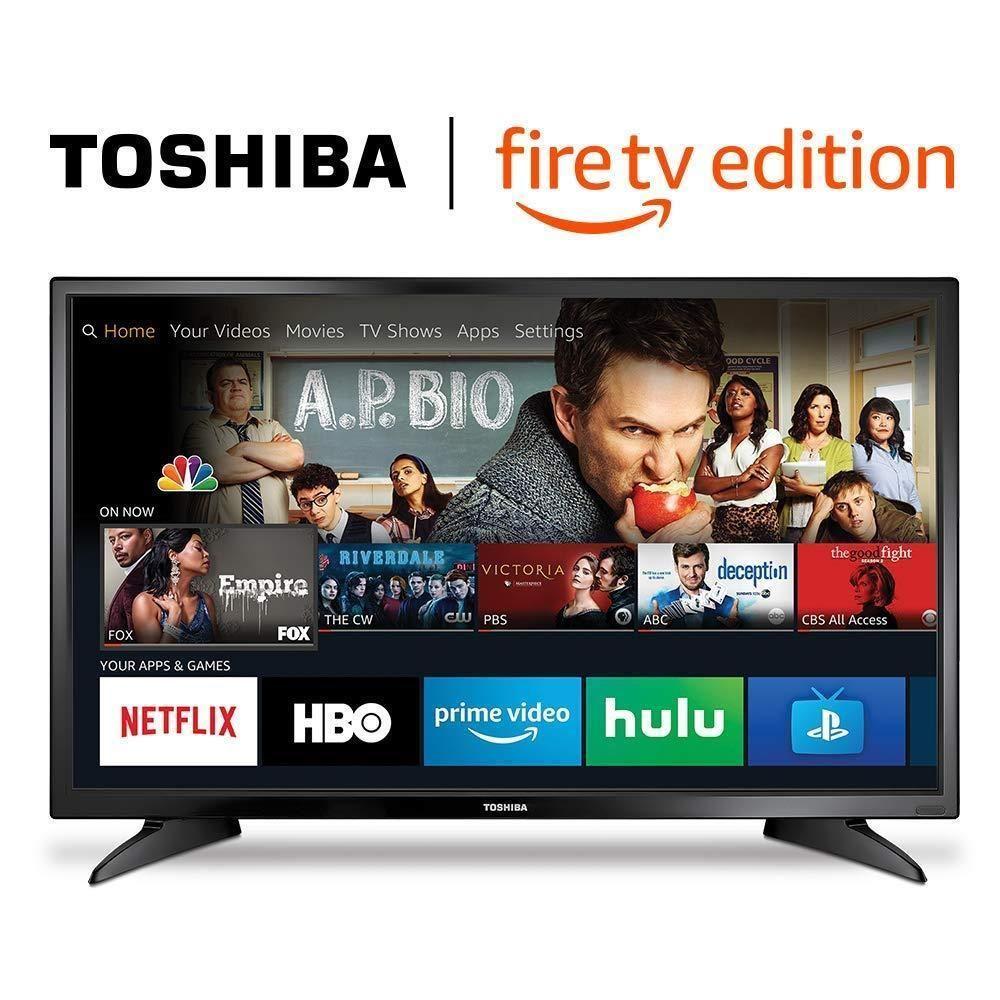 Toshiba 32LF221U19 32inch 720p HD Smart LED TV Fire