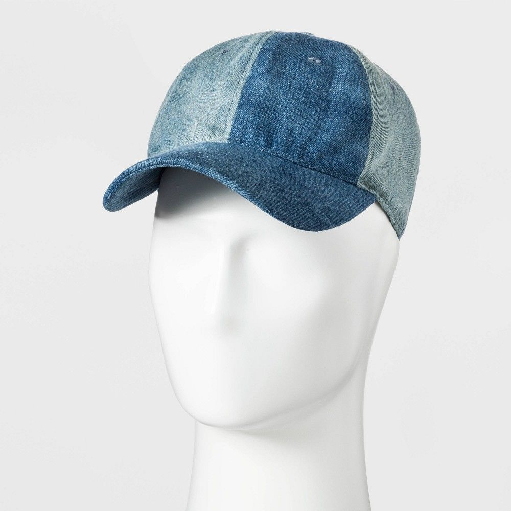 c7f0f928e Men's Baseball Denim Hat - Original Use™ Blue One Size in 2019 ...