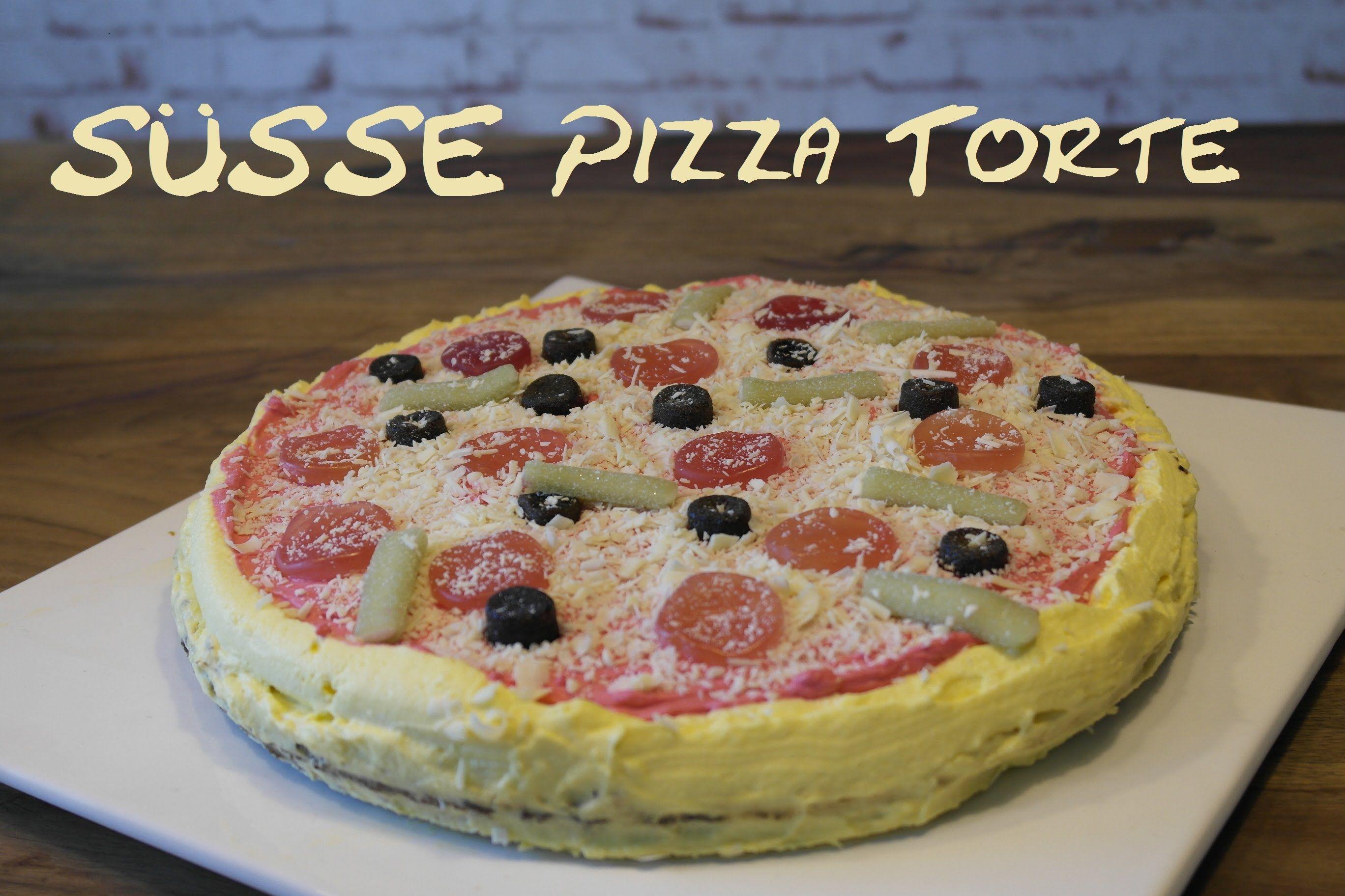 Gummibarchen Pizza Candy Pizza Rezept Candy Cake Rezept Susse