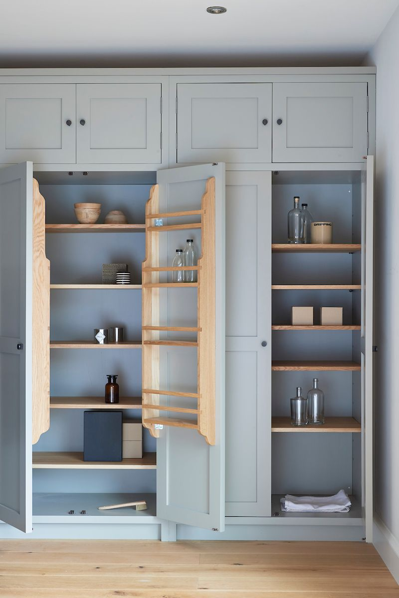 Storage Solutions Are Part Of Every Kent London Kitchen