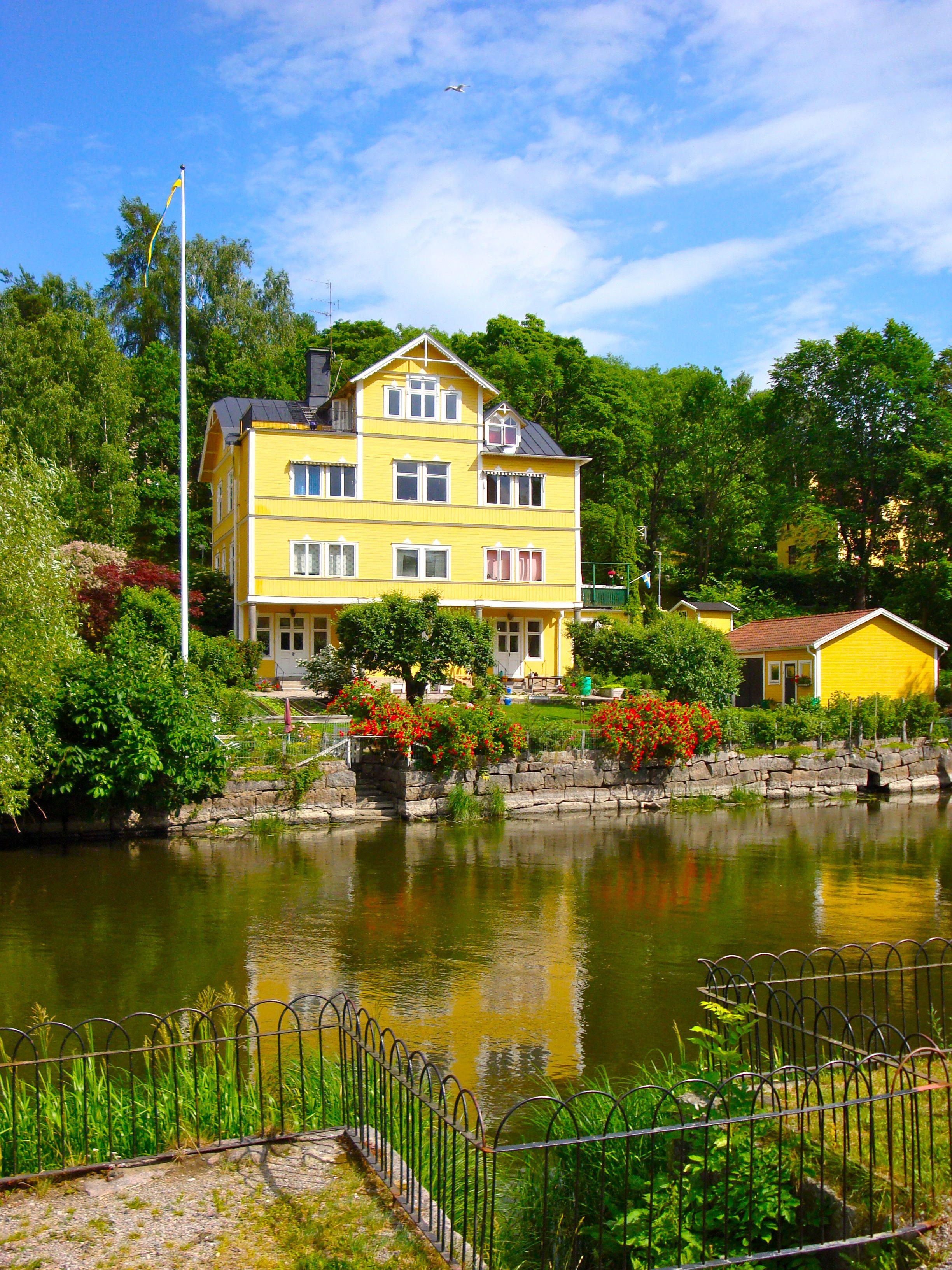Torshalla, Sweden.