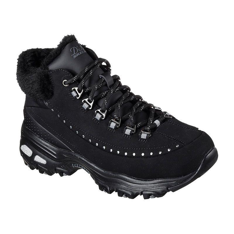 55358d04b1 Skechers D Lites Womens Basketball Shoes