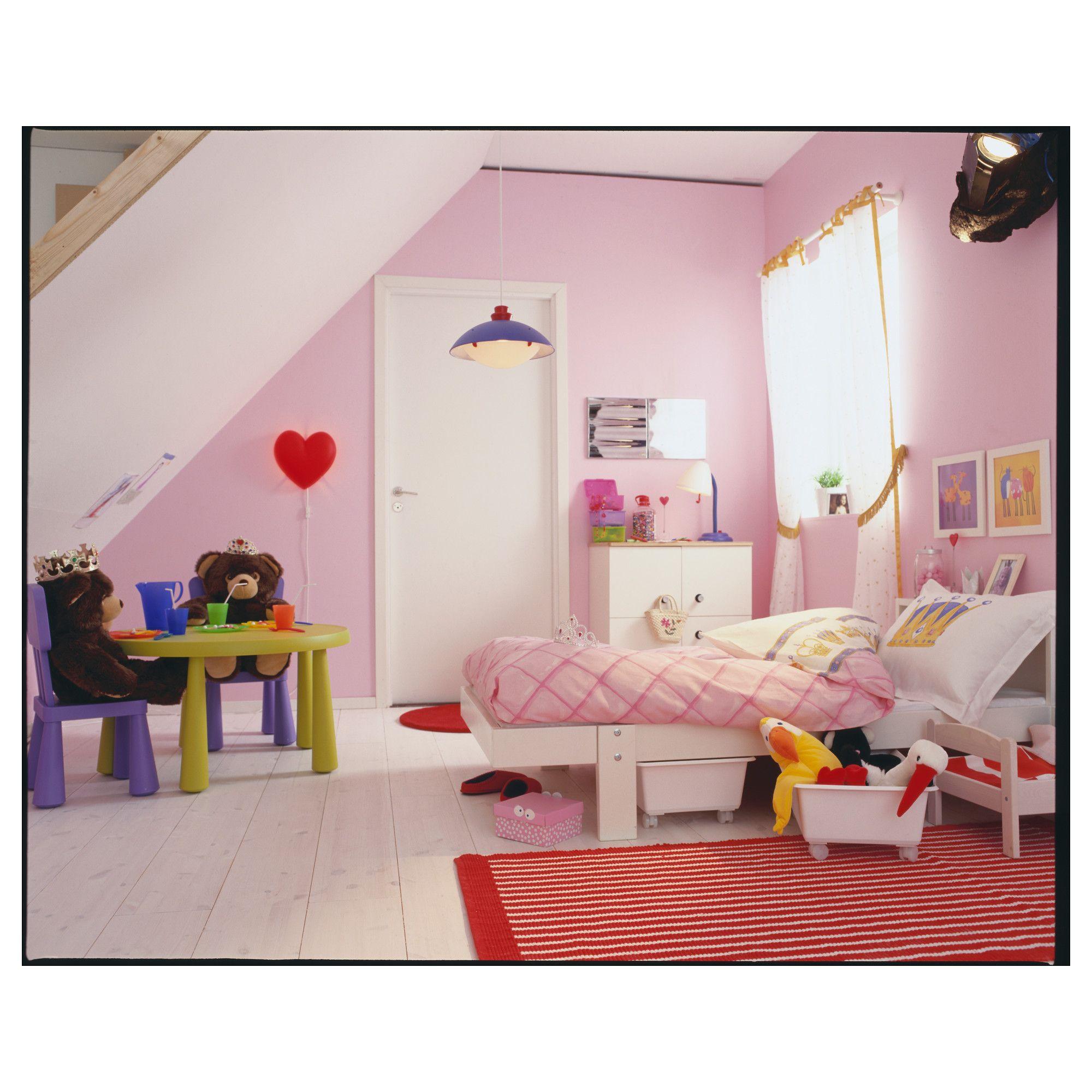 SMILA HJARTA стенна лампа IKEA Kids bed frames, Bed