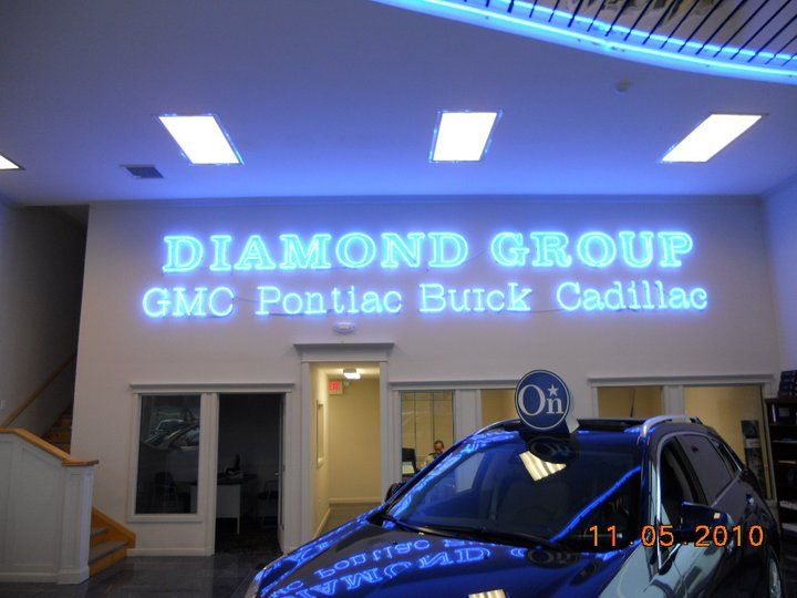 Pin On The Buick Gmc Cadillac Showroom