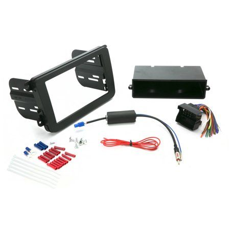 Install Centric Icvw6bn Volkswagen 2006 15 Complete Car Stereo