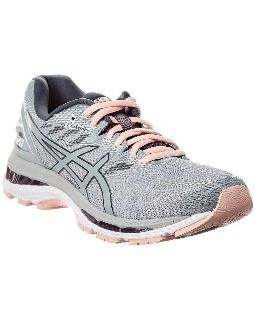 asics ladies running trainers