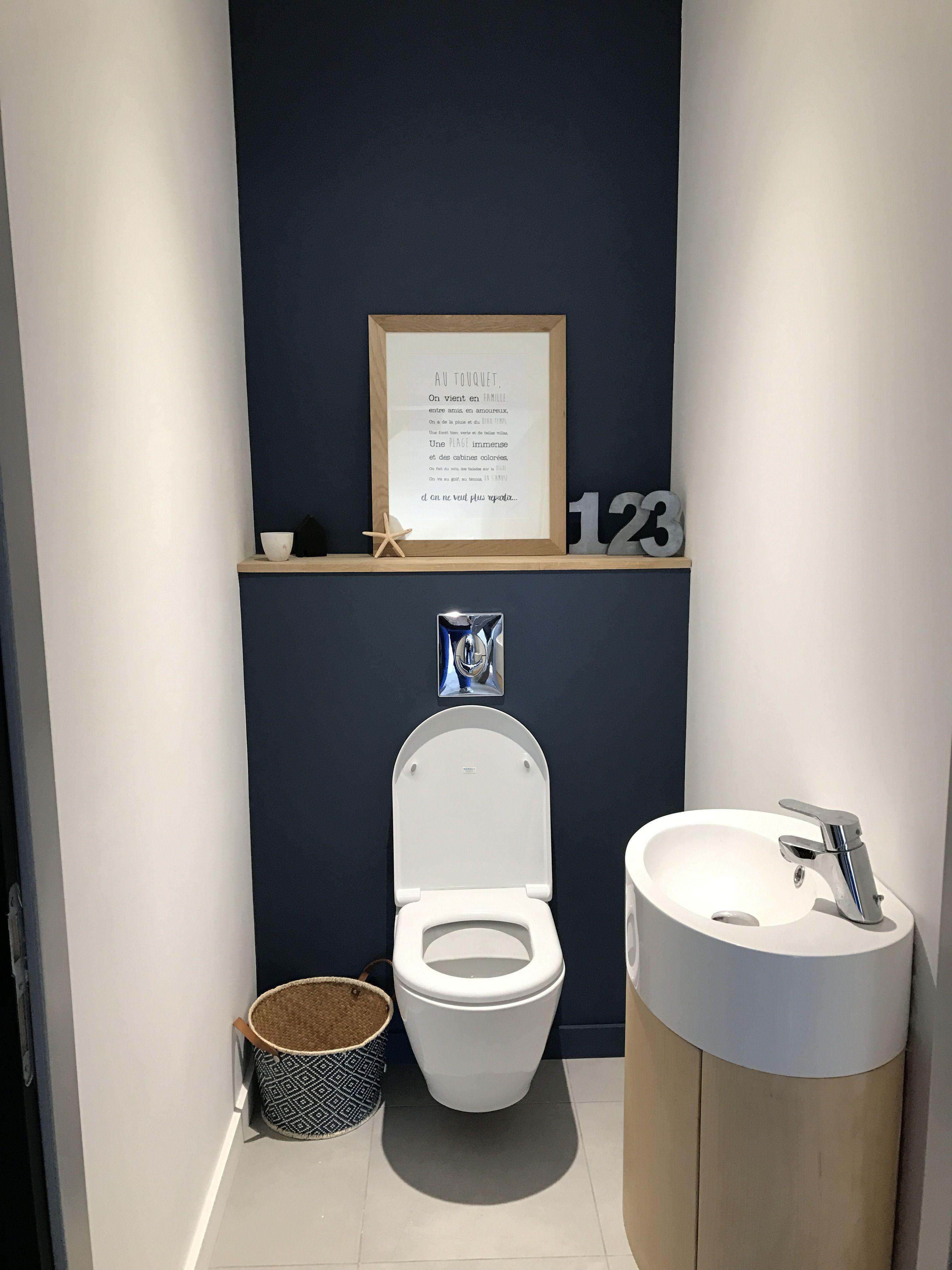 Idée Deco wc suspendu #BathroomToilets | bathroom | Deco wc suspendu ...