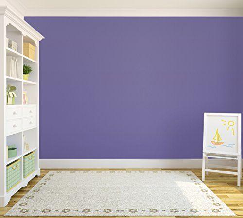 Tempaint Removable Peel And Stick Wallpaper Countryside Purple Tempaint Http Www Amazon Com Dp B005pndhys Ref Cm Sw R Pi Dp Closet Colors Home Decor Home
